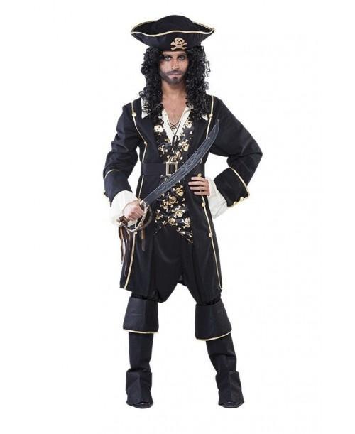 Disfraz de Rey Pirata