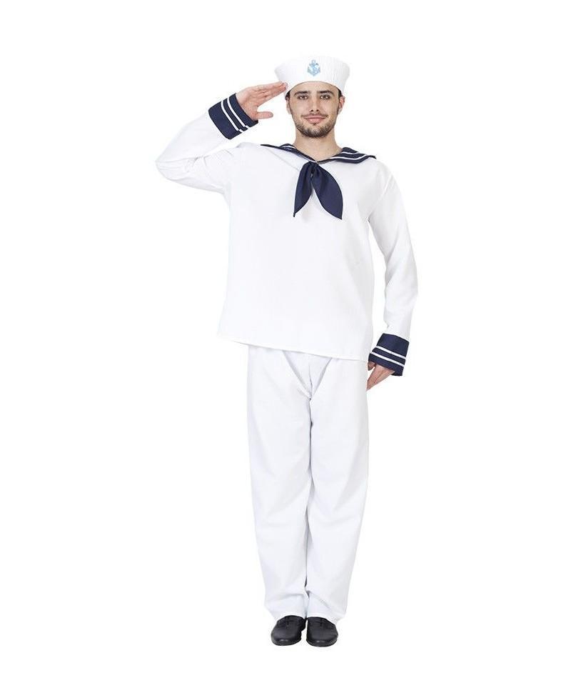 Disfraz de marinero adulto casa del disfraz - Disfraz de marinero casero ...