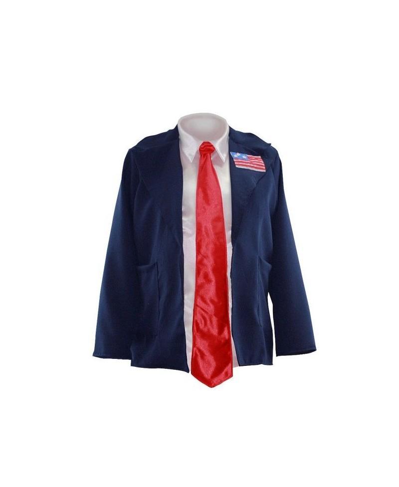 Disfraz de Donald Trump