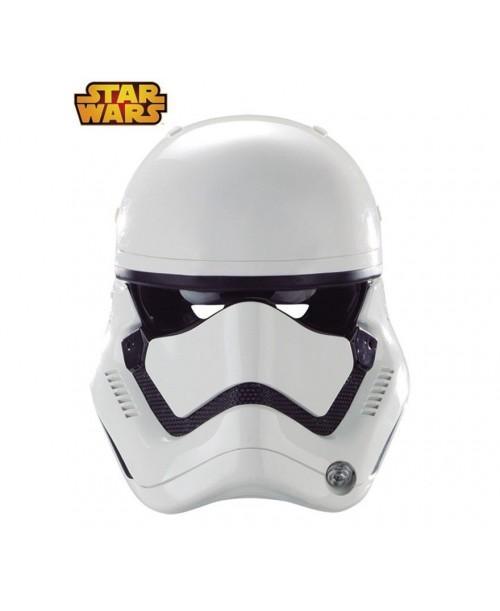 Careta Cartón de Stormtrooper