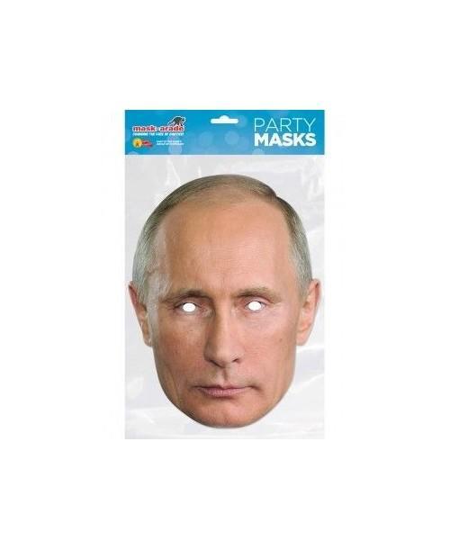 Careta de Cartón Vladimir Putin