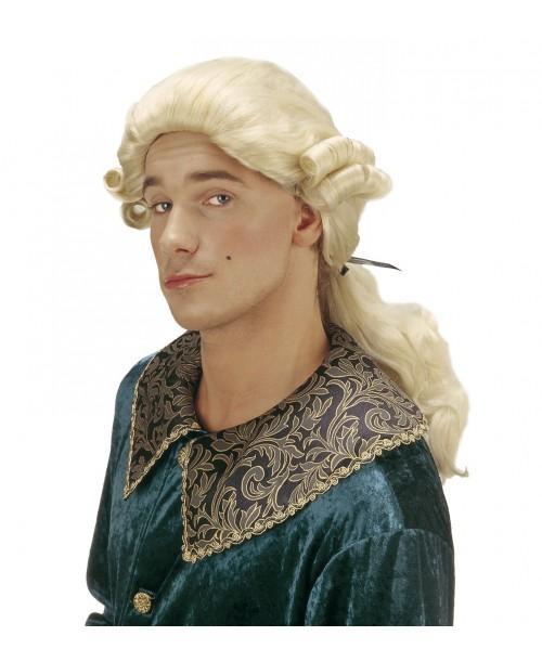 Peluca Conde Alfonso