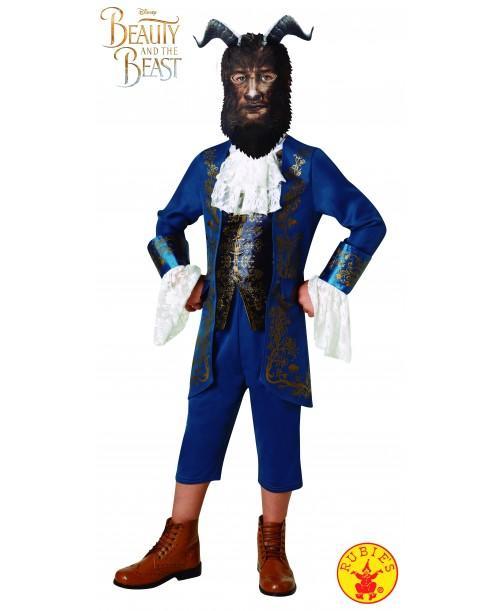 Disfraz de Bestia Deluxe Infantil