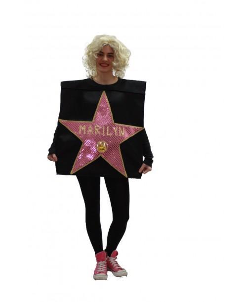 Disfraz de Estrella de la Fama