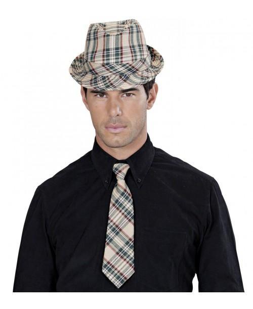 Sombrero a Cuadros