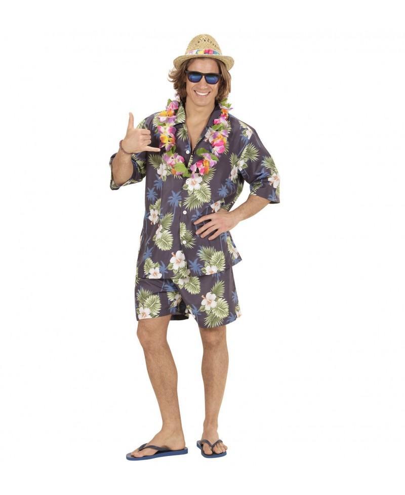48f142ecdde9 Disfraz de Hombre Hawaiano