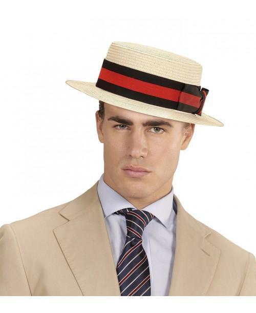 Sombrero de Lujo Paja