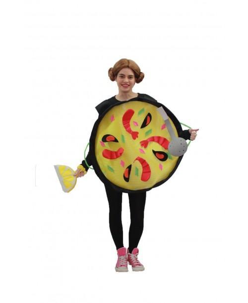 Disfraz de Paella