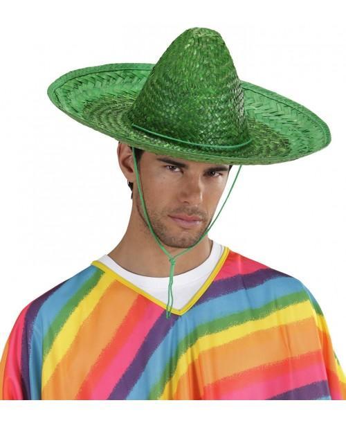 Sombrero Verde Mejicano