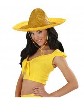 Sombrero Mejicano Amarillo