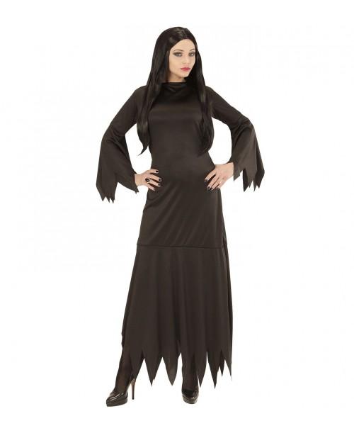 Disfraz de Morticia