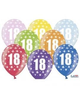 """Globos """"18 aniversario"""""""