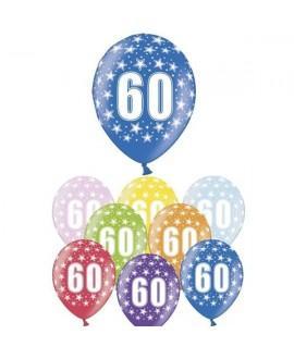 """Globos """"60 aniversario"""""""