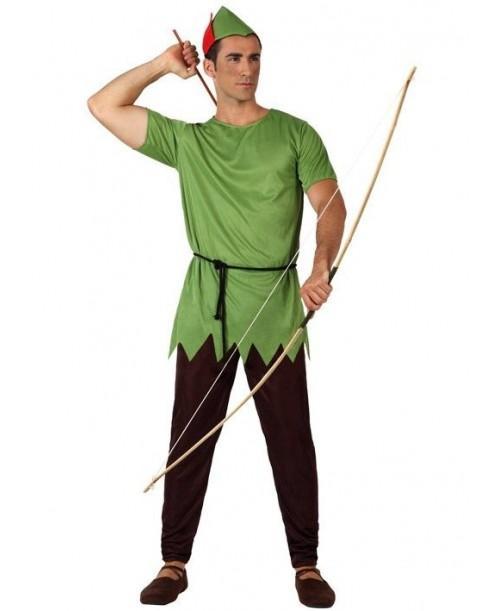 Disfraz de Arquero