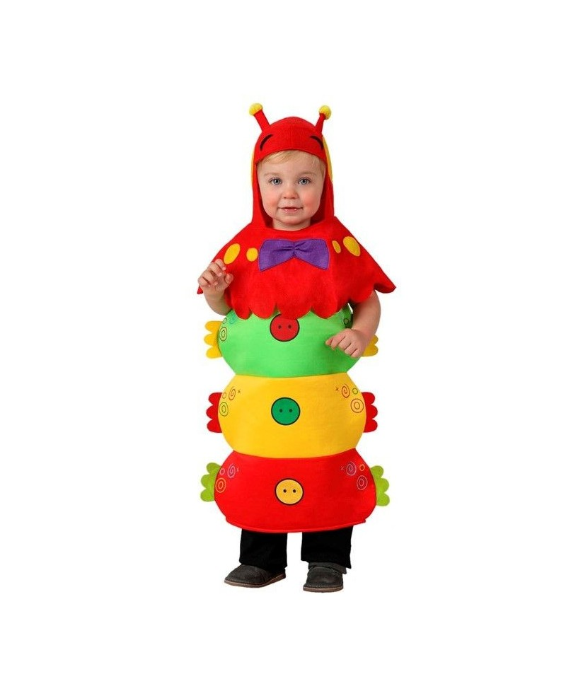Disfraz de Gusano Bebe