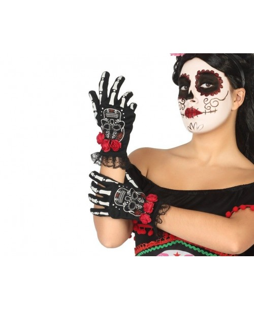 Guantes Halloween