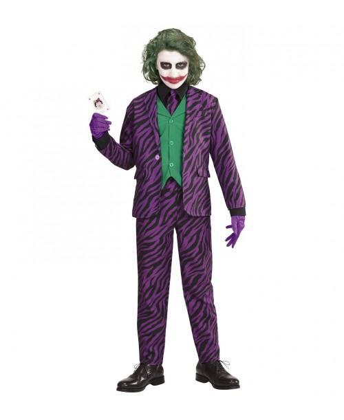 Disfraz de Joker Diablo Niño