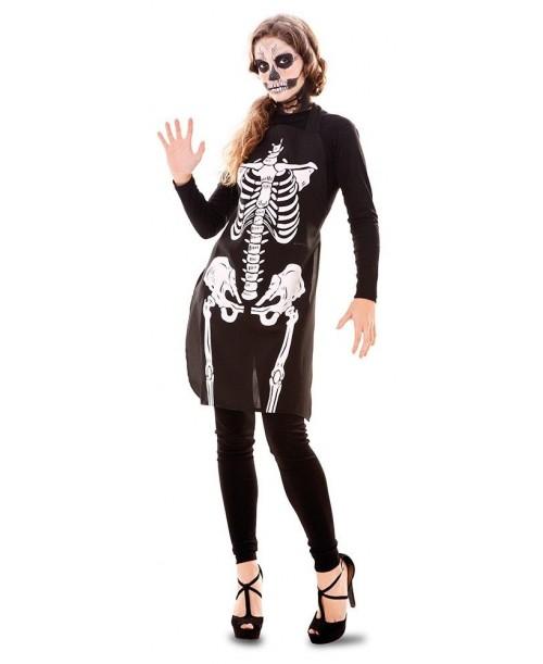 Delantal de Esqueleto