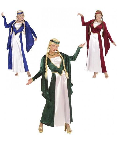 Disfraz de Reina Renacentista