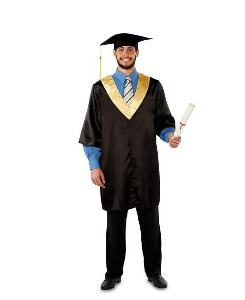 Disfraz de Toga de Graduado