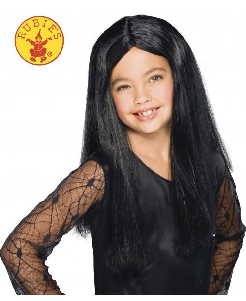 Peluca Brujita Negra