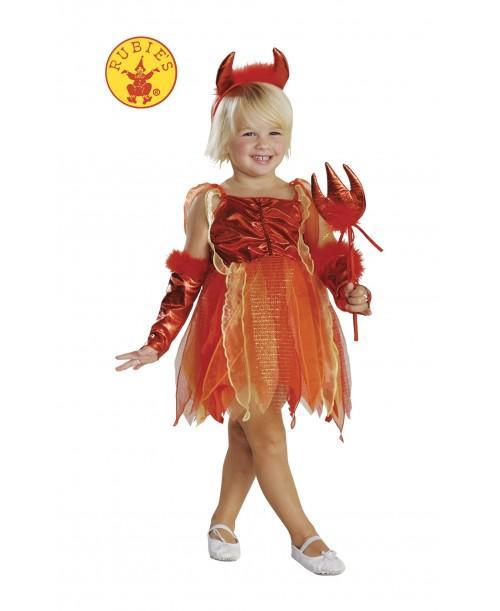 Disfraz de Pequeña Diablilla
