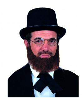 Barba Teatral Pelo Hombre