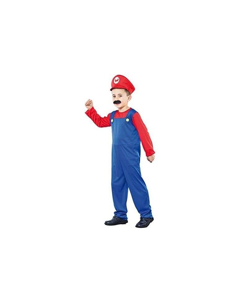 Disfraz de Fontanero para niños