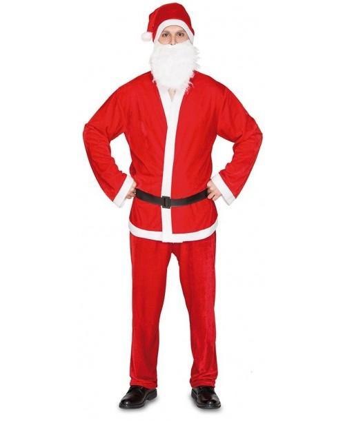 Disfraz de Papa Noel Adulto