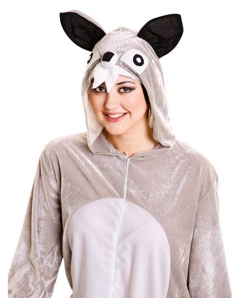 Disfraz de Lobo