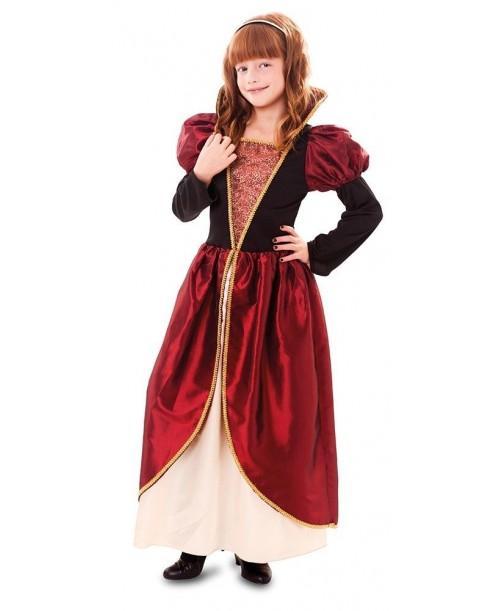 Disfraz de Cortesana