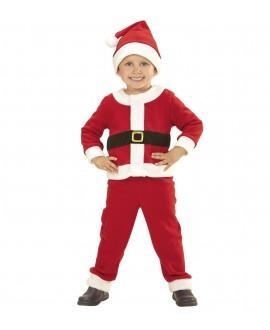 Disfraz de Papa Noel para Niño