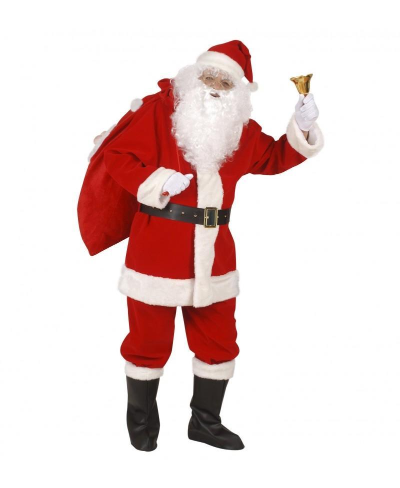 Disfraz de Papa Noel Profesional