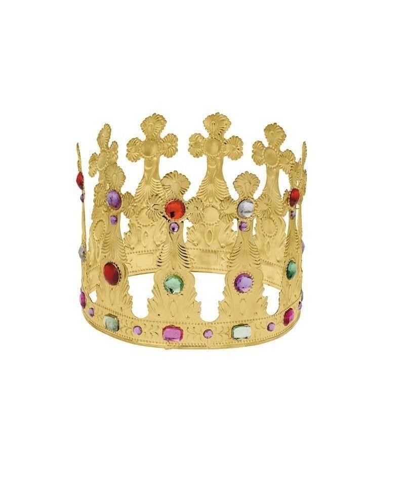 Corona De Rey Mago Casa Del Disfraz