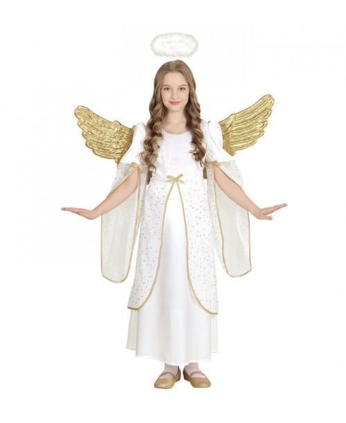 Disfraz de Angel Niña