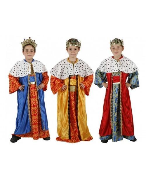 Disfraz de Rey Mago Infantil