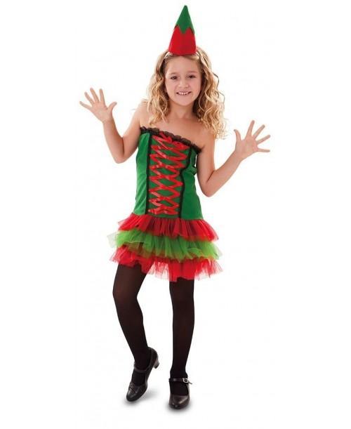 Disfraz de Elfa para Niñas