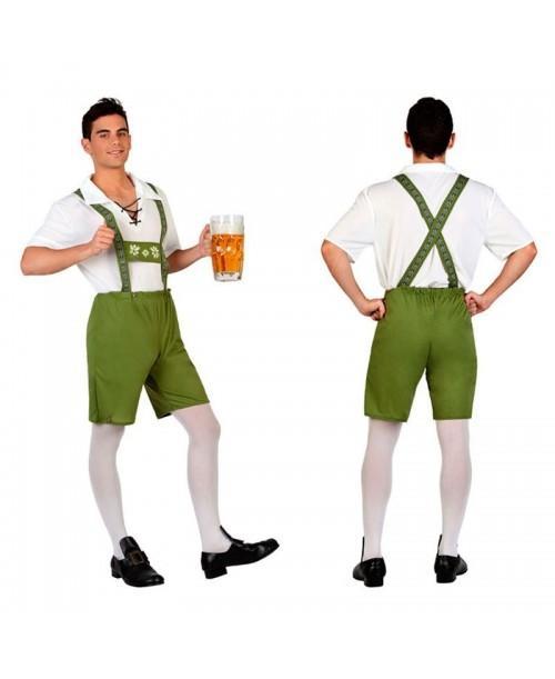 Disfraz de Alemán
