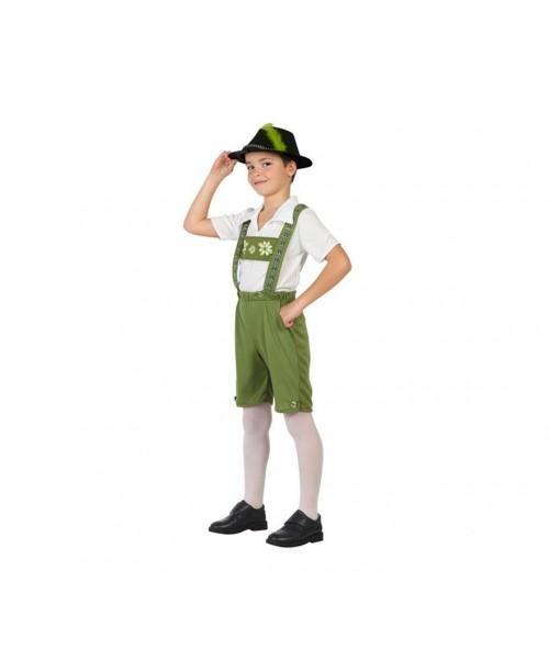 Disfraz de Alemán para Niños