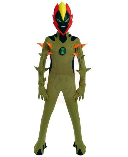 Disfraz de Ben 10 Alien Force
