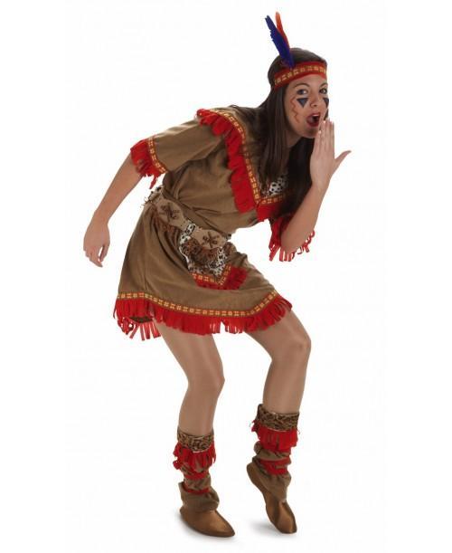 Disfraz de India Siux