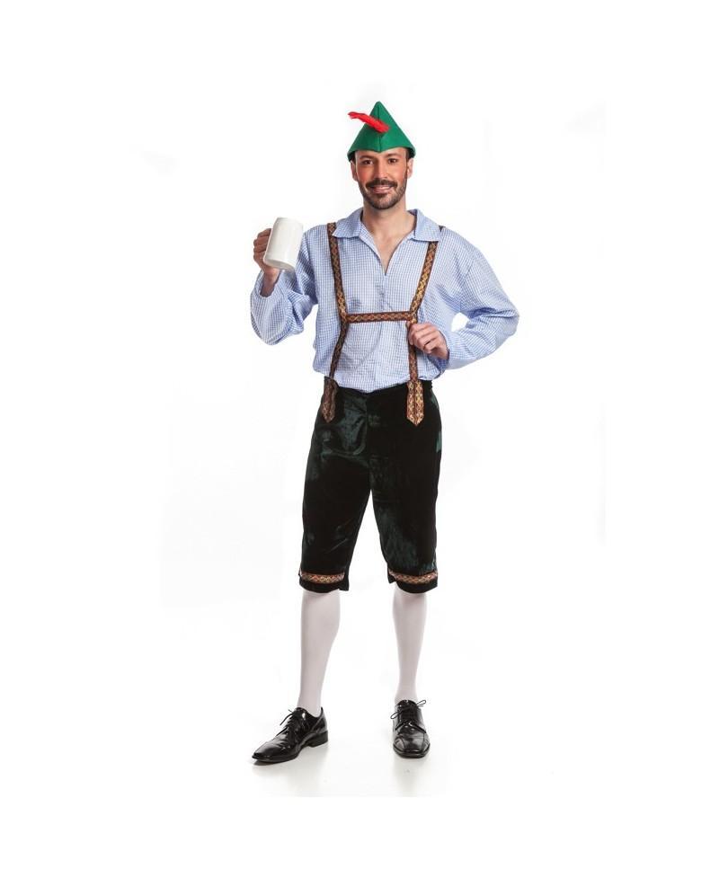 Disfra de Tirolés Adulto
