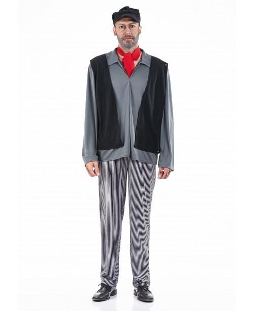 Disfraz de Deshollinador Adulto