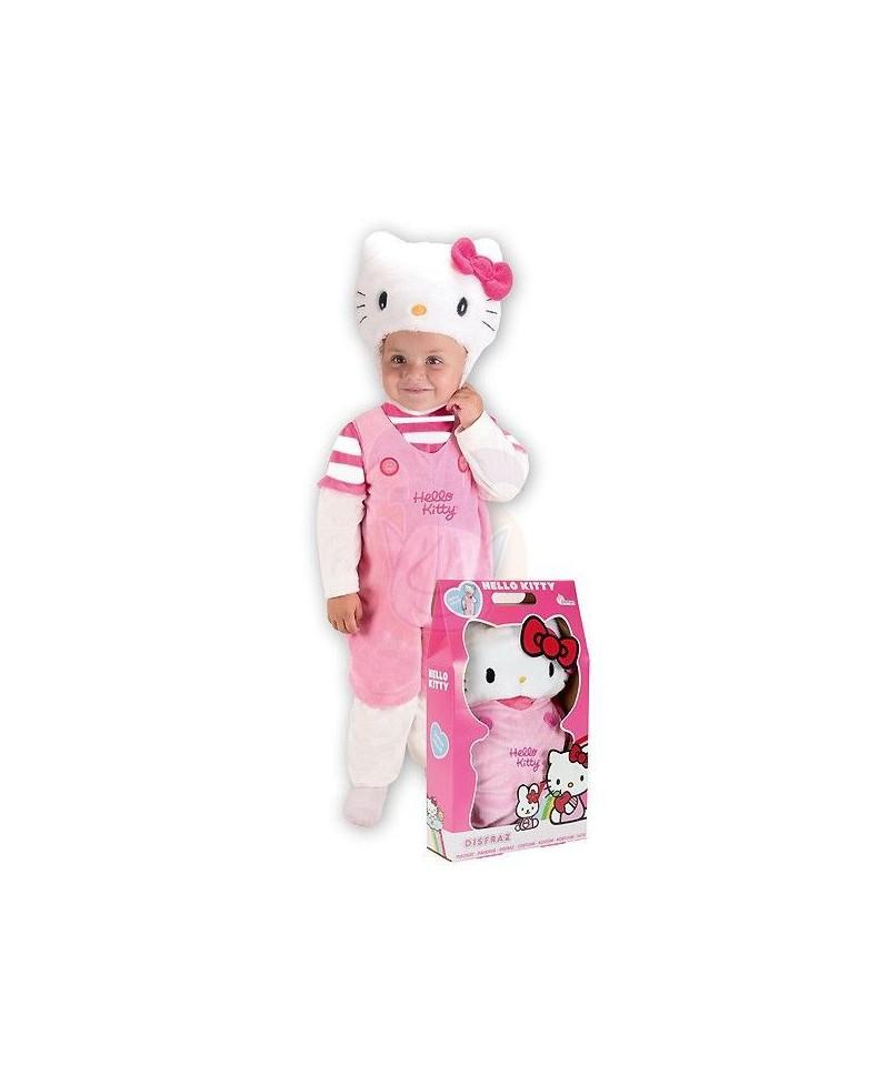 Disfraz Hello Kitty en Caja
