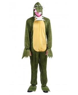 Disfraz de Cocodrilo o Dinosaurio