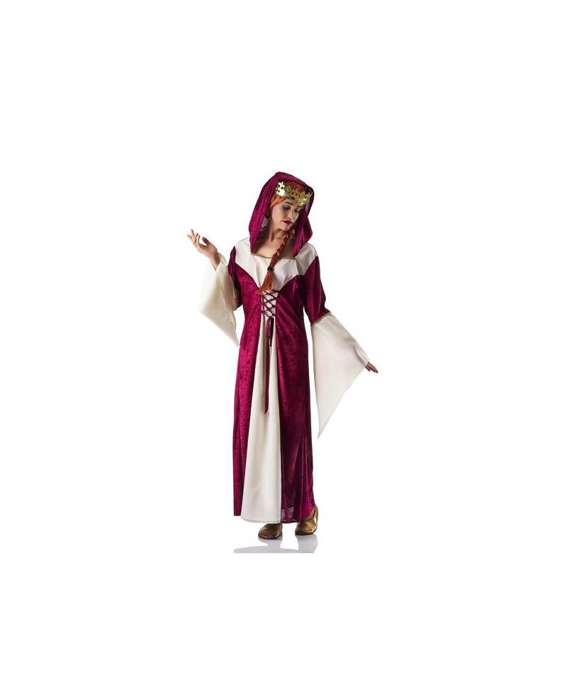 Disfraz de Mujer Medieval