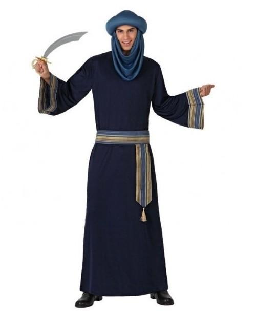 Disfraz de Berebere Azul