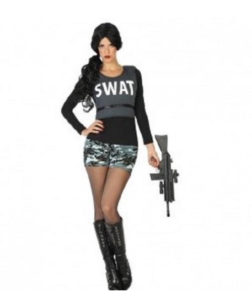 Disfraz de SWAT