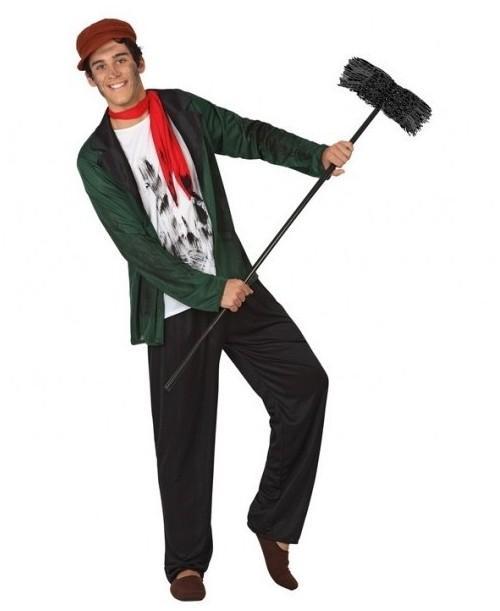 Disfraz de Limpiador de Chimeneas
