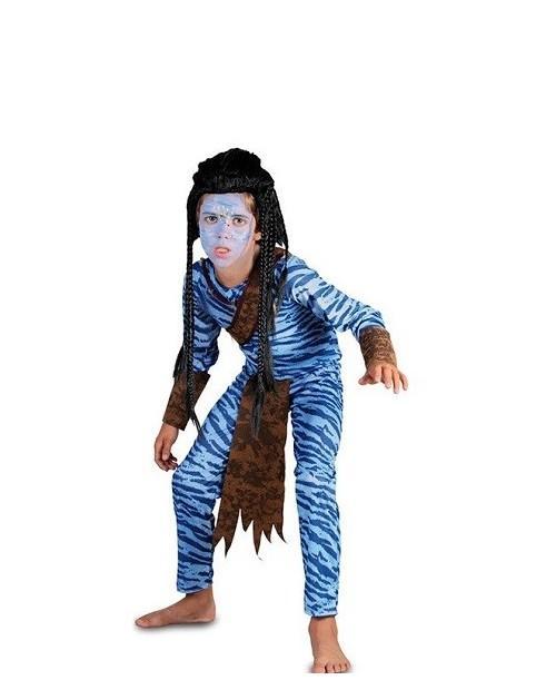 Disfraz Guerrero Jungla